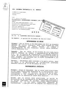 Auto declarando competencia 15/12/2010